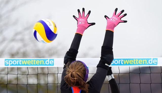 sportwetten.de wird Hauptsponsor der 3. Deutschen Snow-Volleyball Meisterschaften - Foto: Conny Kurth / DVV