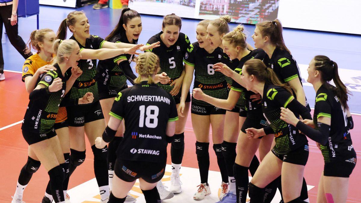 Nach der Saison ist vor der Saison: Die ersten Abgänge stehen fest! - Foto: Ladies in Black Aachen // Andreas Steindl