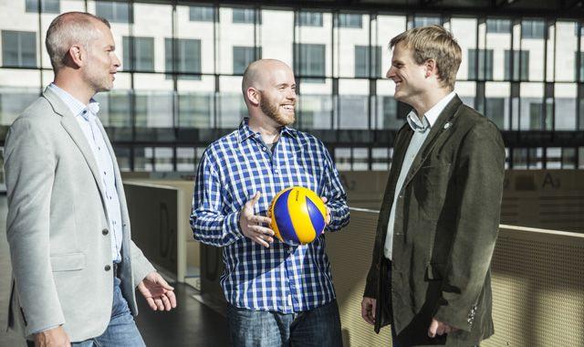 VC Wiesbaden stärkt seine Öffentlichkeitsarbeit - Foto: Fauth & Gundlach