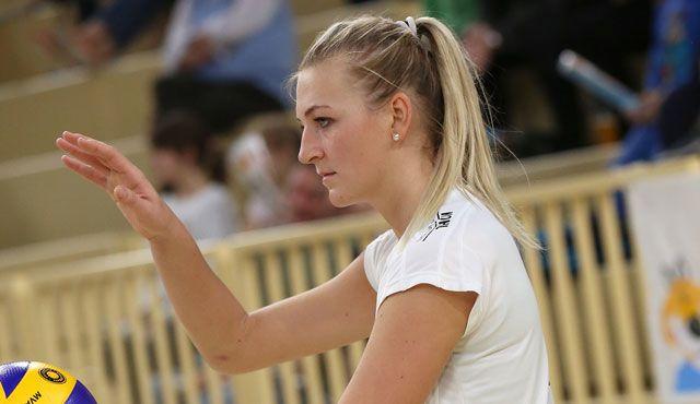 Neue Mittelblockerin: VCW verpflichtet Simona Kóšová - Foto: Detlef Gottwald