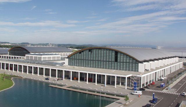 Aufschlag in der Messe - Ausschuss entscheidet über Zuschuss - Foto: Messe Friedrichshafen