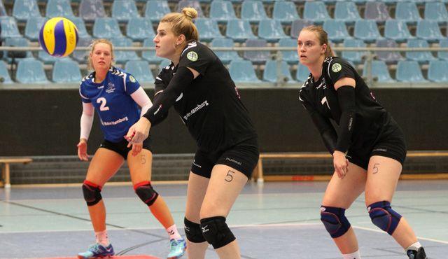 Saison für Außenangreiferin vom Volleyball-Team Hamburg beendet - Foto: VTH Lehmann