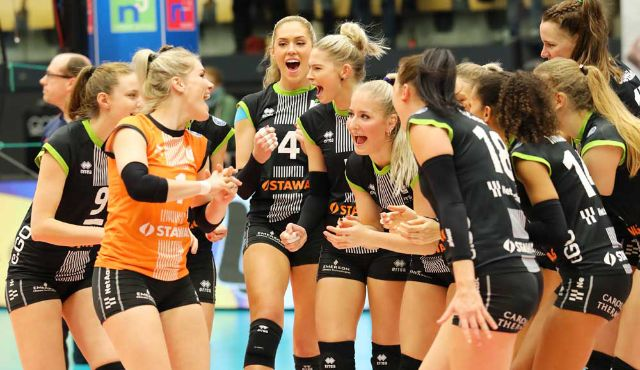 Ladies in Black starten 2019 in Straubing - Foto: Ladies in Black Aachen\\ Andreas Steindl