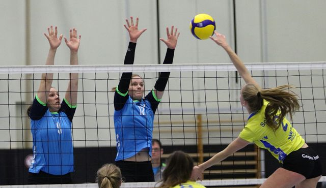 Achterbahnfahrt endet mit Niederlage für Volleyball-Team Hamburg - Foto: VT Hamburg