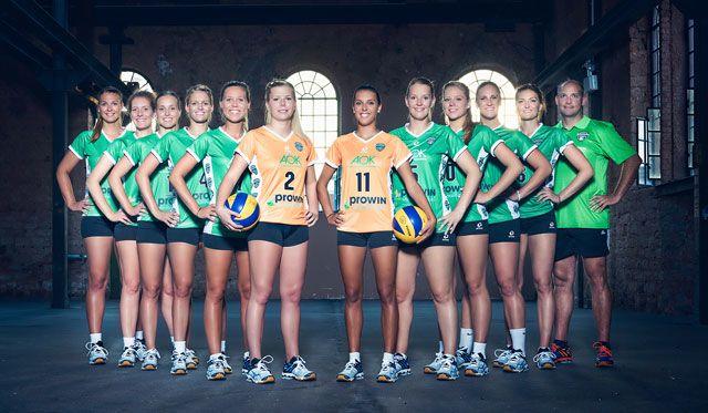 Tschüss 2. Volleyball Bundesliga … wir kommen wieder! - Foto: proWIN Volleys TV Holz, Eric Thoma