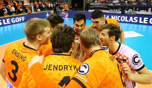 Jahresabschluss im Volleyballtempel - Foto: Eckhard Herfet