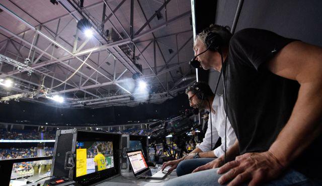 Bewährte Technik und neue Blickwinkel: comdirect Supercup live auf SPORT1 - Foto: Conny Kurth