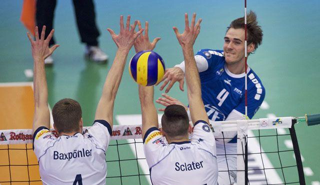 MVP Kevorken triumphiert über Ex-Club - Foto: Günter Kram