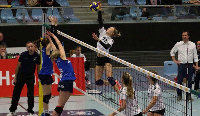 Volleyball-Team Hamburg verpasst Überraschung gegen den Meister - Foto: VTH/Lehmann