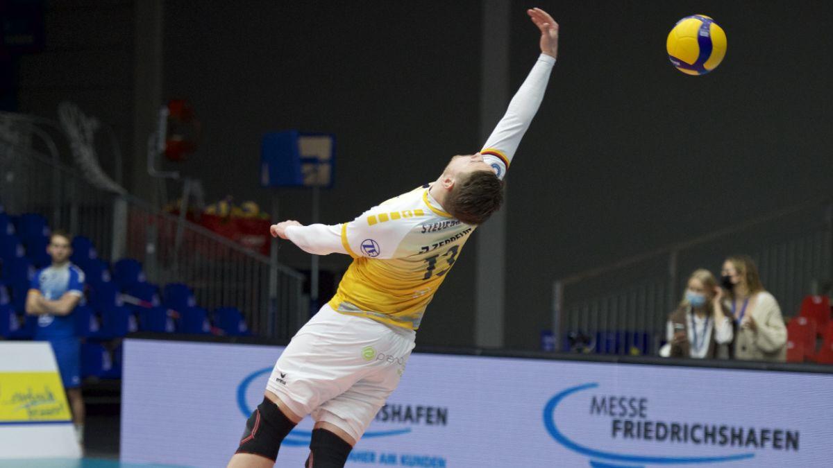 Friedrichshafen dreht Halbfinale gegen Lüneburg - Foto: Kram
