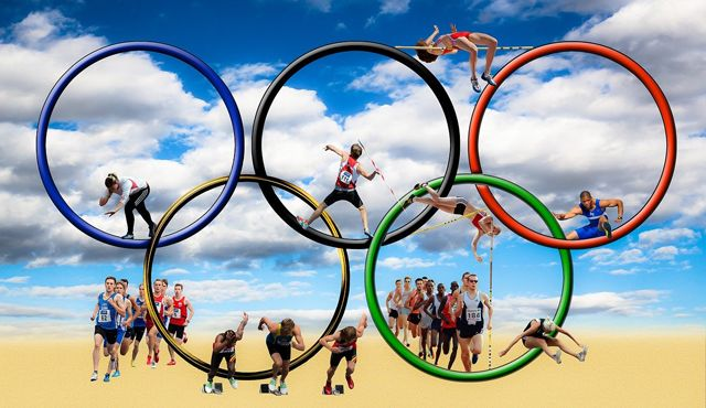 Verschiebung Olympia ? Aufgeschoben Ist Nicht Aufgehoben - Foto: Pixabay