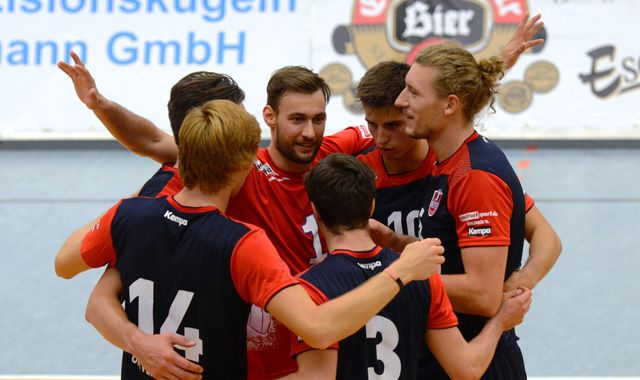United Volleys gewinnen Turnier in Eltmann - Foto: United Volleys/Gabi Thiel