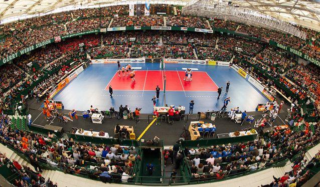 DVV-Pokalfinale wird zum Riesenspektakel - die letzten Tickets gehen in der Verkauf! - Foto: Conny Kurth
