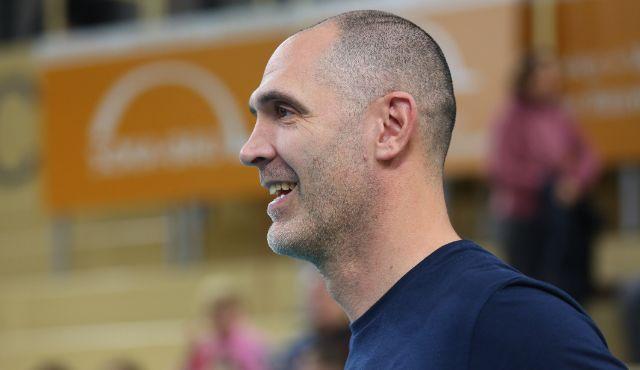 VC Wiesbaden: Christian Sossenheimer wird neuer Chef-Trainer des hessischen Erstligisten - Foto: Detlef Gottwald