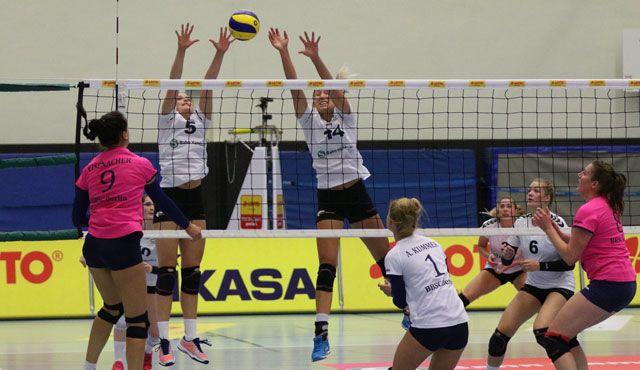 Volleyball-Team Hamburg will gegen die Giants nachlegen - Foto: VTH/Lehmann