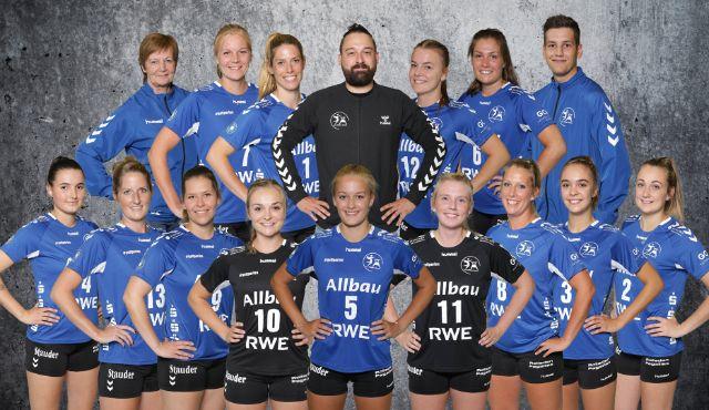 VC Allbau Essen startet mit Heimspiel in die neue Saison - Foto: VC Allbau Essen