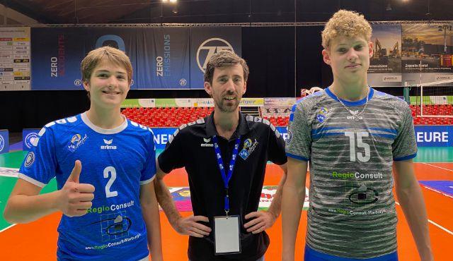 Zwei YoungStars werden Nationalspieler - Foto: Gunthild Schulte-Hoppe