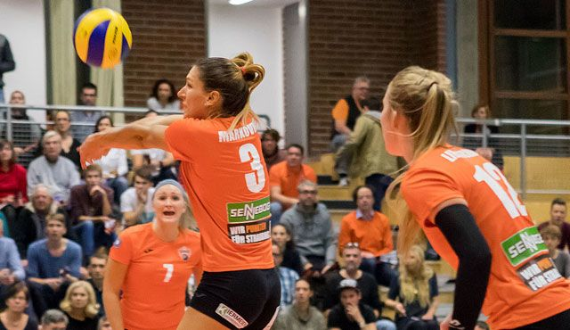 NawaRo lässt Stuttgart II keine Chance - Foto: Schindler