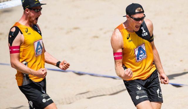 Deutsche Beach-Volleyball Meisterschaften 2019 stehen vor der Tür- und das Rattenfänger Beach-Team ist dabei! - Foto: FiVB