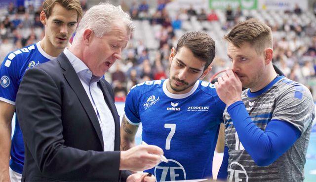 Pokalfinalist fordert Ligaprimus heraus - Foto: Günter Kram