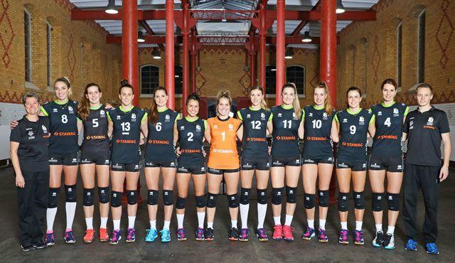 Sportlicher Umbruch beim Bronzemedaillen Gewinner Ladies in Black Aachen - Foto: Ladies in Black