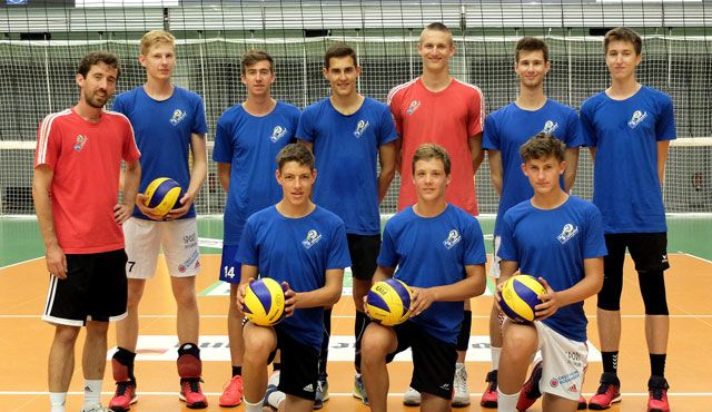 Volley YoungStars starten in Vorbereitung - Foto: Gunthild Schulte-Hoppe