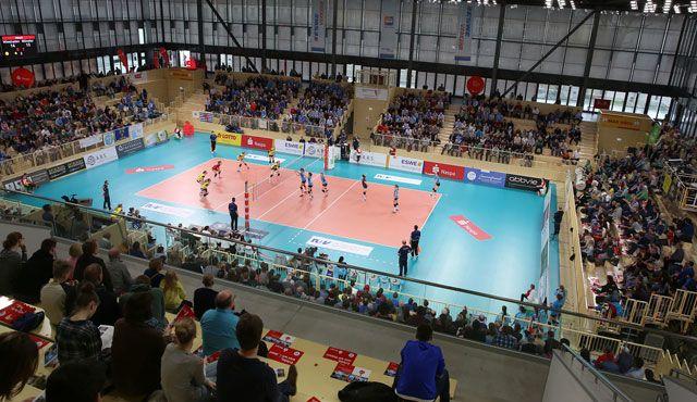 VCW startet mit Heimspiel gegen Vilsbiburg in die neue Spielzeit - Foto: Detlef Gottwald