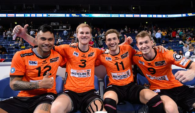 BR Volleys gewinnen comdirect Supercup - Foto: Conny Kurth