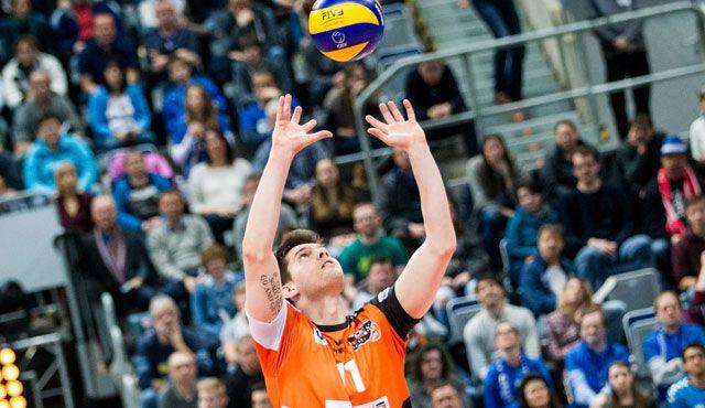 BR Volleys qualifizieren sich für das Final Four - Foto: Nils Wüchner, niels-wuechner.de