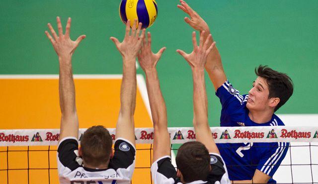 Volley YoungStarsSaisonstart beim Aufsteiger Gotha - Foto: Günter Kram