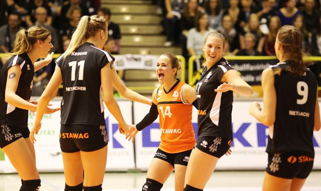 Auch Köpenick kann die Ladies nicht stoppen: 3:0! - Foto: Ladies in Black Aachen