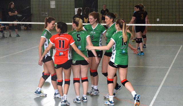 Versöhnlicher Abschluss - proWIN Volleys stehen im Saarlandpokalfinale - Foto: Dirk Reckstadt