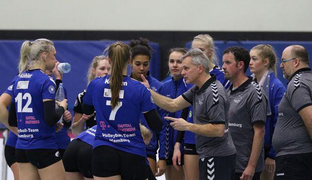 Volleyball-Team Hamburg verliert nach Aufholjagd mit 2-3  - Foto: VTH/Lehmann