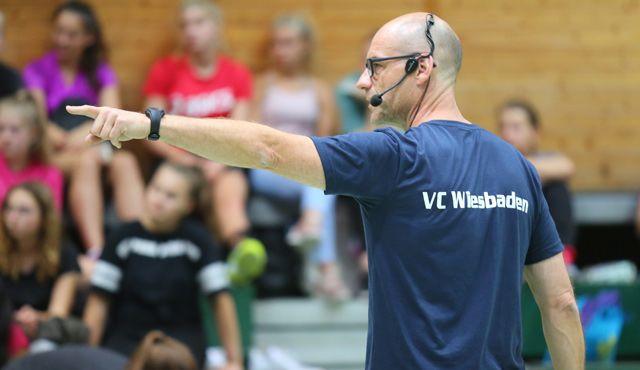 Stuttgart statt Paris: VCW ändert Testspielansetzung - Foto: Detlef Gottwald