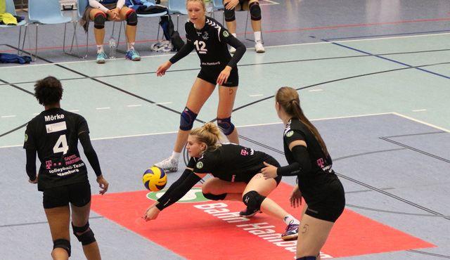 Volleyball-Team Hamburg startet mit Niederlage in die Saison - Foto: VTH Lehmann