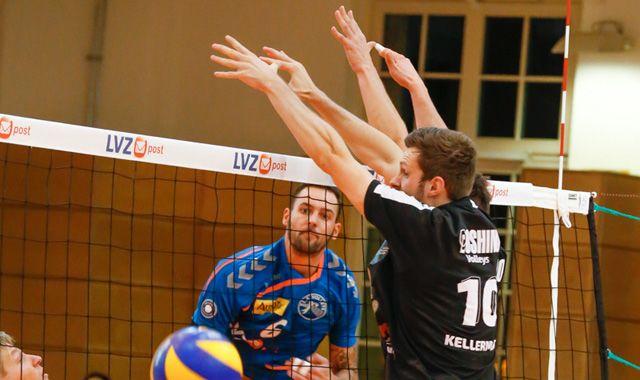 L.E. Volleys triumphieren weiter - Foto: Frank Heumann – VC Eltmann