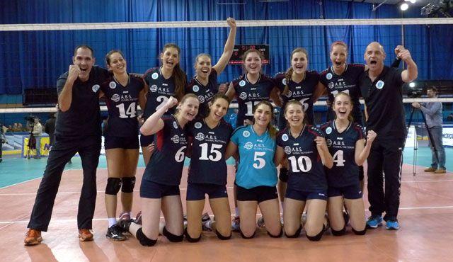 Sieg in Minsk: VCW zieht ins Achtelfinale des CEV Volleyball Cup ein - Foto: Micha Spannaus