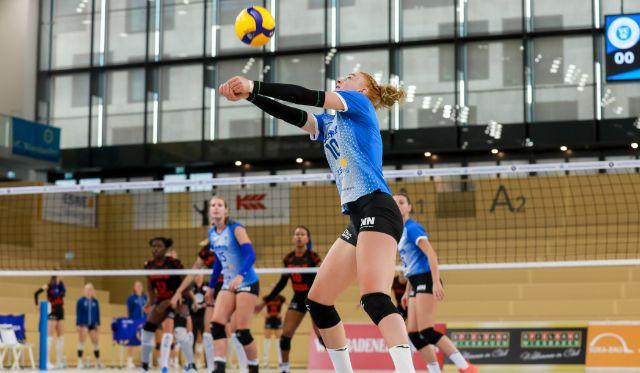Turnier war guter Gradmesser: VCW mit zwei Siegen und guter Performance - Foto: Detlef Gottwald