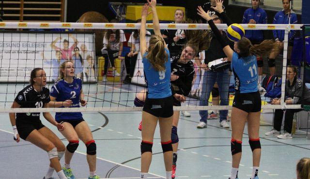 Volleyball-Team Hamburg will Siegesserie ausbauen - Foto: VTH Lehmann