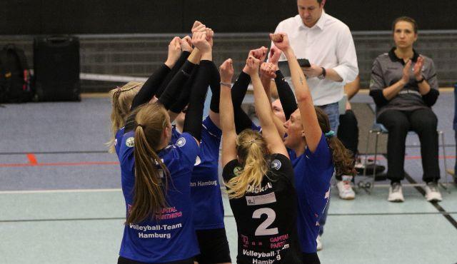 Volleyball-Team Hamburg will positiven Jahresabschluss - Foto: VTH Lehmann