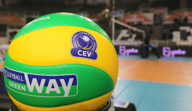 Die Volleyball Champions League - Foto: G.