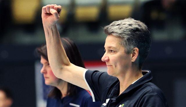 Nach vier erfolgreichen Jahren: Saskia van Hintum geht! - Foto: Ladies in Black Aachen // Andreas Steindl