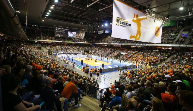 BR Volleys bleiben Europas Zuschauermagnet - Foto: Eckhard Herfet