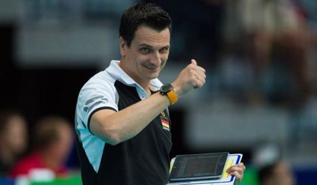 Guidetti wird Bondscoach in NED - Foto: FIVB