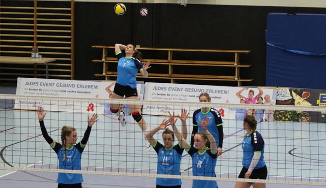 Volleyball-Team Hamburg empfängt den VSV Havel Oranienburg - Foto: VT Hamburg/Lehmann