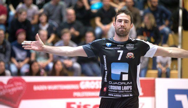 Oshino-Volleys wieder in Erfolgsspur - Foto: VC Eltmann / Oshino Volleys Eltmann