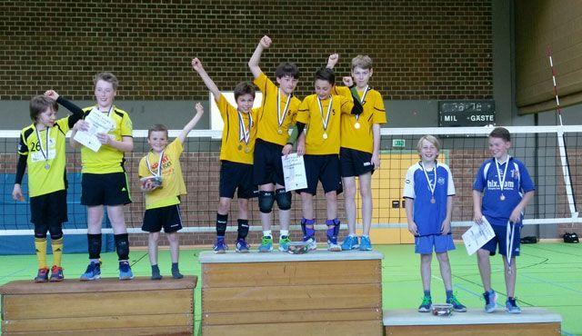 SportNanka - Jugendcup ein voller Erfolg - Foto: Johannes Rieger