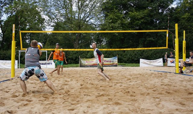 Stockerlplätze für Freisinger Beachvolleyballer - Foto: SC Freising