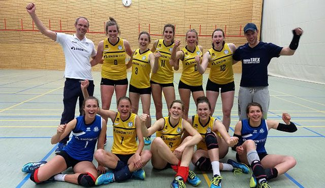 DSHS SnowTrex Köln für HSM-Final-Four qualifiziert - Foto: DSHS SnowTrex Köln