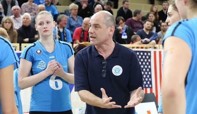 VCW geht erholt und vollzählig ins Heimspiel gegen Köpenick - Foto: Detlef Gottwald